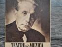 Carte veche revista teatrul si muzica nr 1 din 1955
