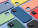 Iphone 11 12 MINI / PRO / MAX Husa Slim Silicon Cu Interior