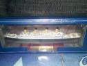 Macheta vapor RMS Titanic atlas model
