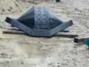 Cupa trapezoidala excavator și miniexcavator