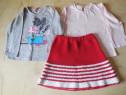 Lot hainute pentru fetite de 2 - 3 ani