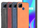 Husa PU+PC+TPU Realme 7i (Global) C15 C12 Narzo 20 U03001708