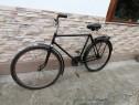Bicicleta veche decor