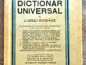 Dictionar Universal, Saineanu
