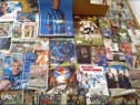 Colectie unica 60 postere DAVID BECKHAM,pahar,calendar etc