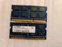 Memorie RAM laptop Elpida 2GB PC3-10600 DDR3-1333MHz CL9