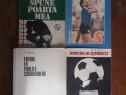 Lot 2, 7 carti despre fotbal - Mihalache, Teasca, Ionescu...