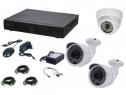 Kit supraveghere video AKU 3 camere 4.0MPxl - Ak9463C