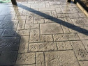 Beton amprentat Bacau Piatra Neamt Cluj Alba Iulia Mures