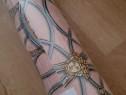 Tapet de lux Versace - 7mp/rola