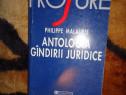 Antologia gandirii juridice - Philippe Malaurie