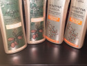 Șampon si balsam cu ulei de argan,keratină, urzică și bristu