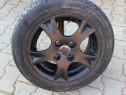 Jante aliaj 5 spite Fiat Punto 185/60R14 82T