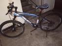 Bicicleta mtb meilechi 21 viteze shimano roti 26 frâne disc