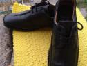 Pantofi piele Interland, marime 41 (26 cm) made in Italia.