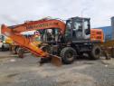 Excavator pe pneuri Hitachi ZX140W-3