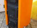 Cazan din otel pe combustibil solid Magdolna Premium 27 kw