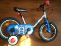 "Bicicleta btwin 14"""
