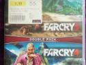 FarCry 3 + FarCry 4 - joc PlayStation 3 (BluRay)
