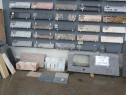 Expozitie cu productie si montaj de marmura si granit.