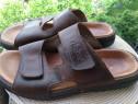 Slapi/Sandale piele Rieker marimea 41 (26 cm)