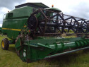 Combina agricola John Deere 2266 HILLMASTER, AC, header 6,1m