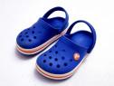 Papuci, saboți, șlapi CROCS C 10 (nr. 27 - 28), ptr băieți