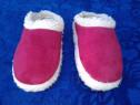 Papuci de Casa Imblaniti dama copii mar. 37