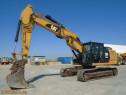 Excavator pe senile Caterpillar 323E