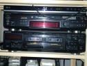 Mini disc deck sony mds je 520/deck TC WE405
