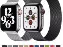 Curea Metal Milanesse Loop Ceas Apple Seria 1 2 3 4 5 6 SE