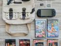 Sony PlayStation Portable PSP E-1004 modat 8 GB cartonașe SW