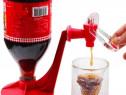Dozator din plastic manual pentru băuturi răcoritoare