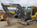 Excavator pe șenile Volvo EC 55 B an 2015