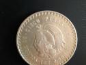 Moneda din argint 5 pesos Mexic 1948