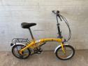 """Bicicleta pliabilă BORN 2 RIDE 16"""""""
