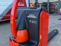Transpaleta electrica Linde T20 Anul fabricatiei 2005