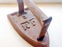 C893-Calcator metal vechi J&M nr. 6. Marimi: lungime 19.