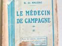 C914-Medicina de campanie-H.D. Balzac vol. 2 interbelic.