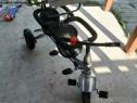 Tricicleta pentru gemeni