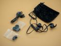 Casti in ear Bluetooth + accesorii