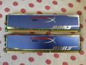 Kit Dual Channel Memorie Ram HyperX BLU 8 GB (2X4) DDR3 1600