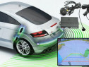 Senzori de parcare video si audio universal