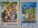 Timbre 2010 EUROPA - Cărți pentru copii
