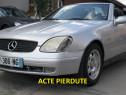 Mercedes SLK 200 Cabrio - an 2002, 2.0i (Benzina)