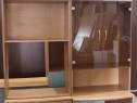 2 buc Biblioteca cu usi si rafturi; Dulap cu sertare; Fiset