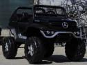Masinuta electrica pt. 2 copii Mercedes Benz UNIMOG 4x45W