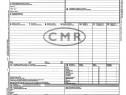 Scrisoare de transport personalizata (CMR)