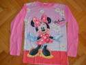 Bluza roz Minnie, material subtire,de vara,multe marimi