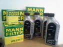 Filtre Mann si ulei 5w30 OE Ford pentru Ford Focus II